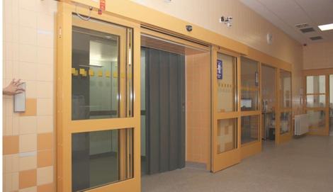 Protipožární automatické dveře | SPEDOS