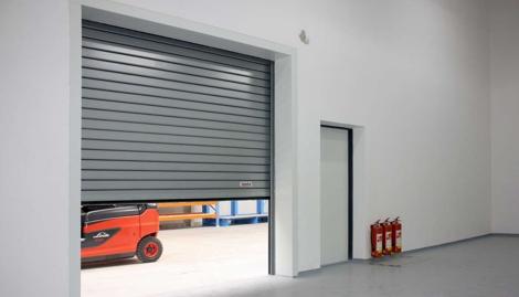 Požární vrata rolovací | SPEDOS