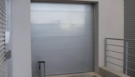 Protipožární vrata sekční | SPEDOS