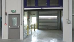 Průmyslová vrata rychloběžná / rychlonavíjecí   SPEDOS